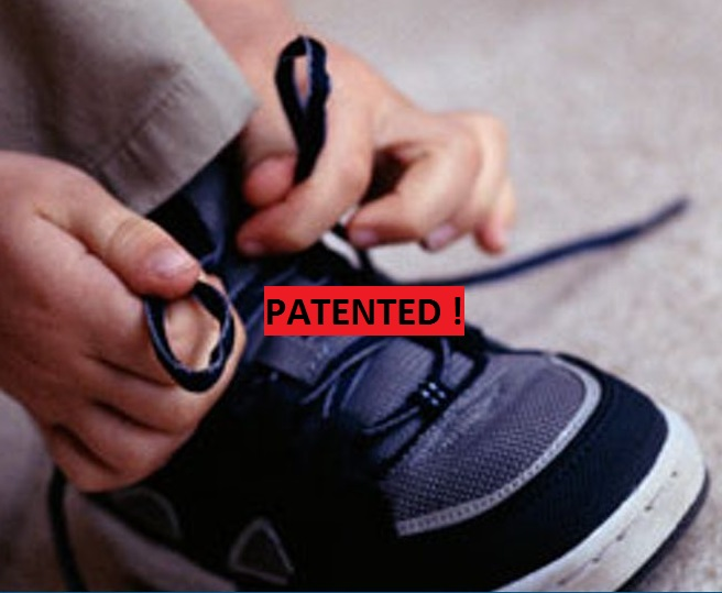 Tying your shoelace may  land you in trouble !
