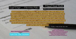 Legal Lingo